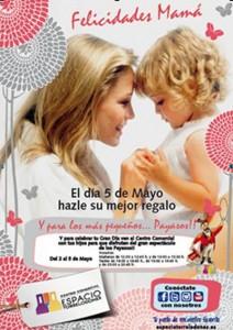 Payasos en el Centro Comercial Espacio Torrelodones del 2 al 5 de mayo