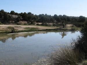 Laguna del Barranco del Cura