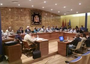 Pleno Ayuntamiento de Torrelodones (Foto del 20-5-2013 Ayto. Torrelodones)