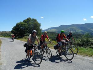 Ruta en mountain bike por la Sierra de Guadarrama - Domingo 19-5-2013