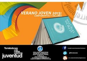 Campamentos de verano 2013 en Torrelodones