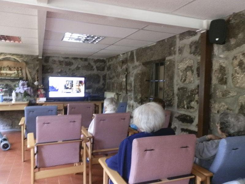 Residencia de Ancianos a 50 metros de una de las peligrosas calles