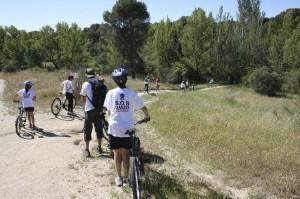 Marcha por la finca de El Garzo (Las Matas-Las Rozas) 2-6-2013