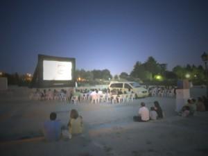 Cine de verano en Torrelodones