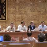El Concejal de Hacienda explica el balance en el Peno del Ayto. Torrelodones del 17-7-2013