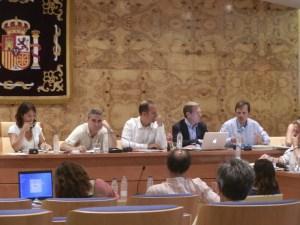 El Concejal de Hacienda explica el balance en el Pleno del Ayto. Torrelodones del 17-7-2013