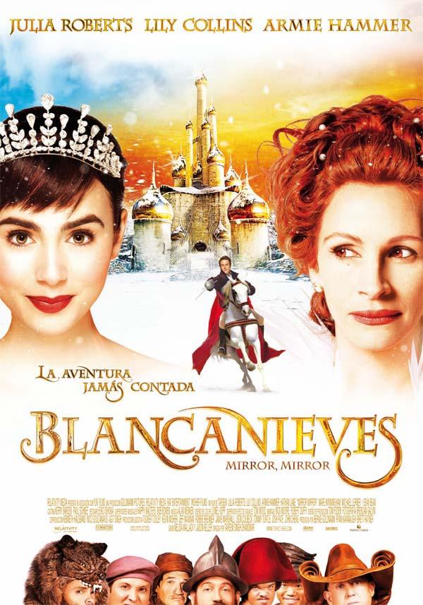 Cartel Blancanieves (Mirror, Mirror)