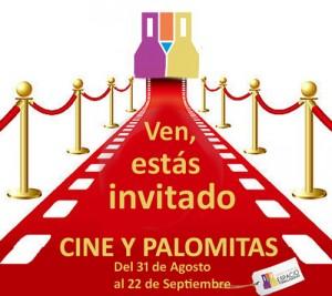 Cine Familiar y Palomitas gratis en el CC Espacio Torrelodones