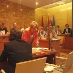 Juró su cargo Dolores Gaviño, como Concejal del Grupo Municipal del Partido Popular de Torrelodones