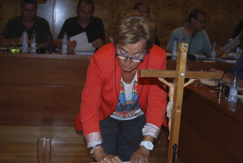 Dolores Gavino, Concejal del Grupo Municipal del Partido Popular de Torrelodones