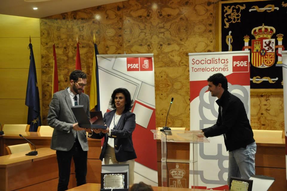 VI Premios Rafael Martínez López - Torrelodones 2013