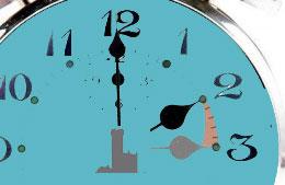 Cambio de hora: a las 3:00 h (peninsular) serán las 2:00