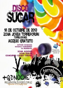 Disc Ligth Sugar en Torreforum