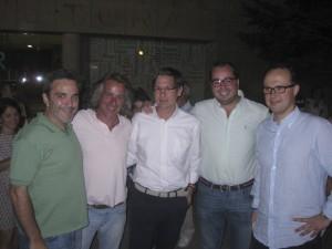 Políticos de Torrelodones de 4 partidos de Torrelodones