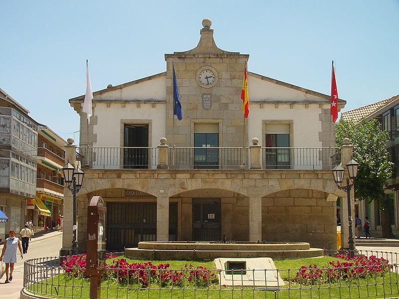 Ayuntamiento de Galapagar (Foto: Dirección General de Turismo. Consejería de Economía e Innovación Tecnológica. Comunidad de Madrid, bajo licencia Creative Commons Attribution 3.0 Spain)