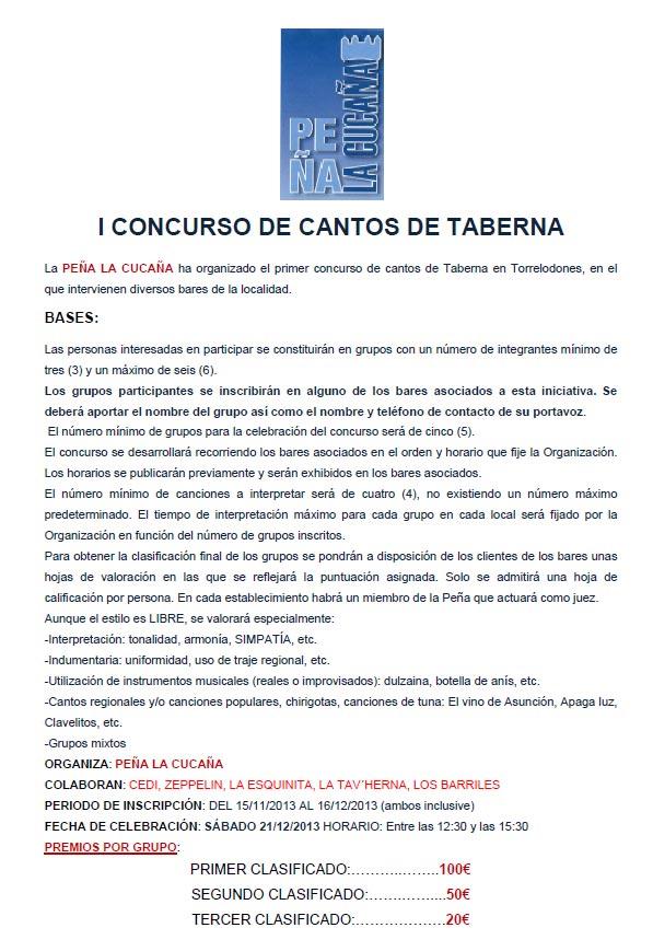 Logo de la Peña La Cucaña de Torrelodones