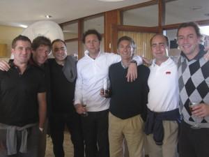 "I Torneo de Golf ""Anda Ya"", grupo de amigos de Torrelodones"