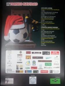 III Torneo de Fútbol de Navidad, organizado por el Torrelodones C.F. - 27,28 y 29 de diciembre 2013