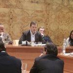 Interviene Luis Collado, concejal de hacienda de VxT