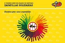 """Torneo de Navidad """"Zapatillas Solidarias"""""""