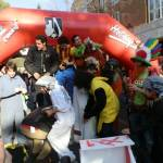 Podium II Carrera de Autos Locos organizada por la Peña El Carrito de Torrelodones