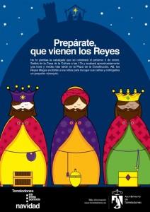 Cabalgata de Reyes 2013 - Torrelodones