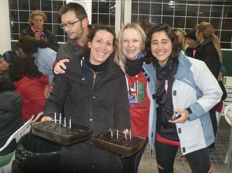 Cumpleaños de Dawn Allan en el Minifútbol de Torrelodones