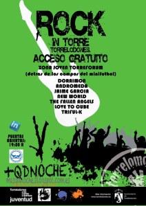 ROCK IN Torre - Para los más jóvenes, el viernes 7/2/2014 en Torrelodones
