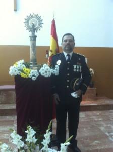 Juan Carlos Jordán, nuevo Jefe de la Policía Local de Torrelodones