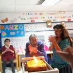 Cumpleaños y Carnaval en la Residencia Santa María de los Ángeles, de Torrelodones