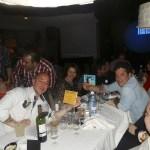 Jorge Sanz acudió con amigos a ver a Pablo Carbonell - Marboré - Torrelodones 1-3-2014