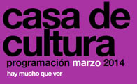 Programación cultural marzo 2014 en Torrelodones