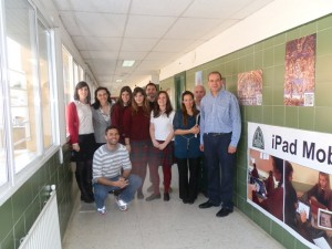 Alumnos y docentes mostraron el funcionamiento del Bachillerato del Colegio San Ignacio de Loyola de Torrelodones