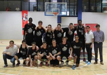 Plantilla de Espacio Torrelodones Final Four Junior Madrid - Abril 2014