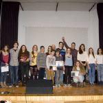 Premiados en el IX Certamen de Teatro Juvenil Isabel de Castilla