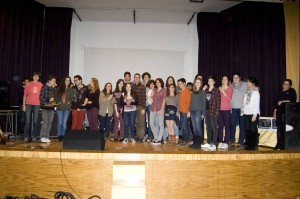 "Grupo ""Teatraula"" del IES Diego Velázquez de Torrelodones"