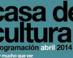 Programación cultural abril 2014 en Torrelodones