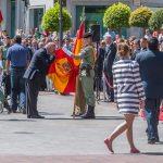 Jura de Bandera de civiles con la BRIPAC en Galapagar 18-5-2014 (Foto: juanangelTC.com)