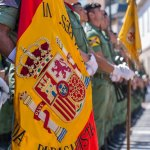 Acto de Jura de Bandera de civiles con la BRIPAC en Galapagar 18-5-2014 (Foto: juanangelTC.com)