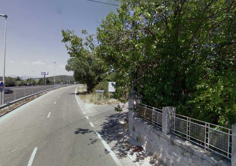 Entrada a La Berzosilla (Foto de Archivo)