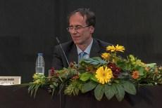 Mario López González en la Graduación de la XXV Promoción del I.E.S. Diego Velázquez (Mayo 2013)