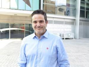 Antonio Checa: Delegado de UPyD en Torrelodones elegido para el Consejo Territorial de Madrid
