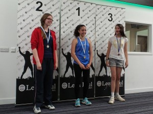 """Vicky Pañeda obtuvo el oro en el torneo """"Leon Paul Junior Series Internacional Espada"""" en Londres"""