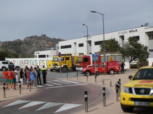 Incendio Torrelodones 9-8-2014