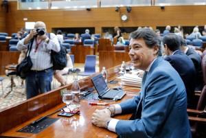 Ignacio González en el Debate sobre el Estado de la Región (Foto: Madrid.org 5-9-2014)