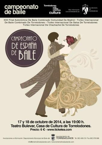XII Final Autonómica de Baile Combinado Comunidad de Madrid - Torrelodones