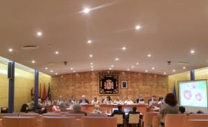 El Pleno rechaza los Presupuestos para 2015 de VxT