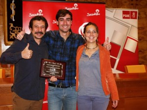 Premio Rafael Martínez López 2014 al Café Babel de Torrelodones