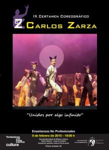 """Certámenes Coreográficos """"Carlos Zarza"""" de Torrelodones"""