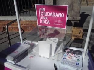 Campaña de UPyD para el aporte de ideas y sugerencias a su programa electoral